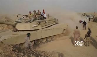 清空IS北部勢力 伊軍收復重要據點哈維加