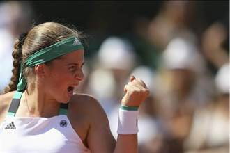 網球》20歲奧斯塔朋科進年終賽 7年來最「青」