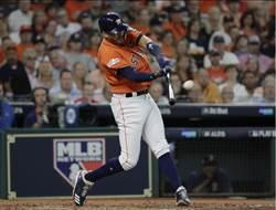 MLB》季後賽單場4打點 柯瑞亞創隊史紀錄