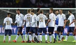 義大利遭馬其頓逼和 被球迷狂噓
