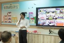 教育科技化 基隆21校啟用「智慧創客教室」