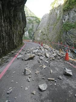 太魯閣燕子口步道嚴重落石 封閉至17日