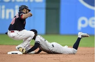 MLB》英卡納西昂扭傷腳踝 印地安人重傷