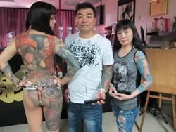 刺青師何釩 赴美比賽奪雙料冠軍