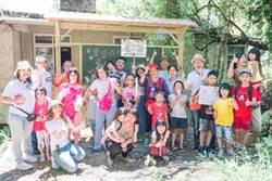善用台北閒置空地 青年打造生態教室