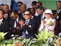 馬英九、吳敦義、宋楚瑜 出席雙十國慶