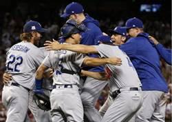 MLB》炮轟蛇王「Z魔神」 道奇橫掃闖國聯冠軍戰