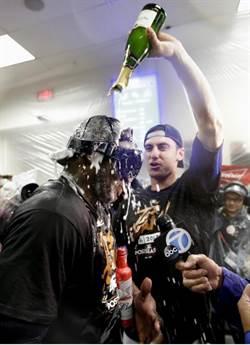 MLB》22歲貝林傑季後賽開轟 道奇隊史最「青」