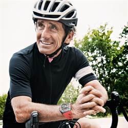 Richard Mille RM70-01陀飛輪 向車神Alain Prost致敬