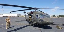 美國黑鷹直升機遭無人機撞擊 航管會正調查