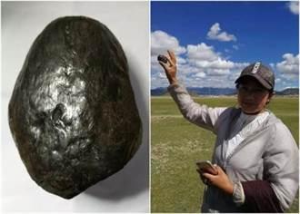 「天外飛石」貴森森  「隕石獵人」湧入雲南