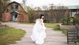 3年穿5次婚紗!宇宙26歲已婚頭