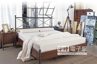 床墊業拚周慶 買雙人床送單人床