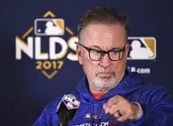 MLB》不認同「假先發」 小熊教頭:不需要這樣玩