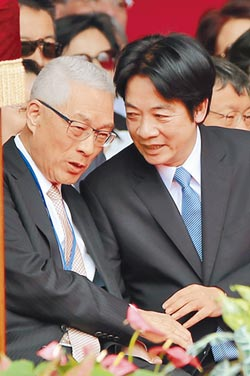 蔡邀政黨領袖談憲改 尋共識