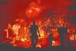 加州野火肆虐 急撤2萬人