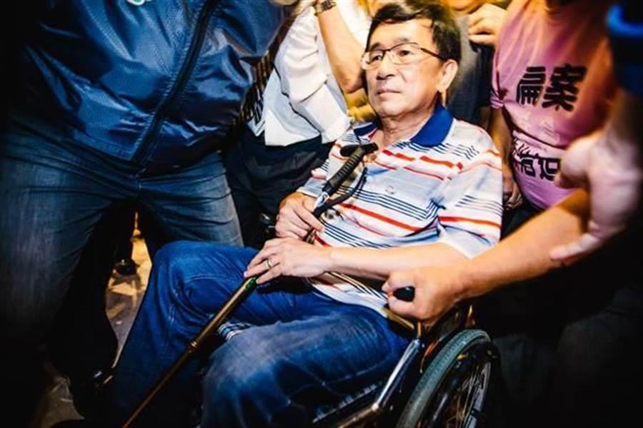 前總統陳水扁。(本報系資料照)