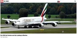 台灣5歲女孩 驚傳在飛德國班機上發高燒過世