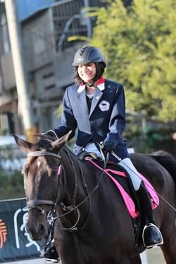 希望盃比賽登場 用騎馬翻轉人生