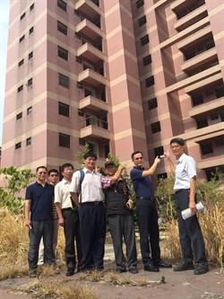雲林九二一地震受損大樓拖17年 明年確定拆