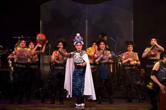 朱宗慶打擊樂團與國光劇團聯手創作 擊樂劇場《木蘭》氣勢回歸