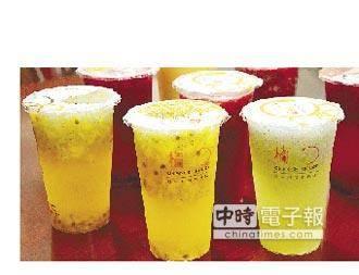 橘菓子 珠三角最大飲料連鎖店