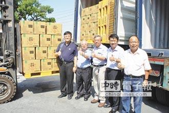 台灣越光米 成功銷陸47公噸