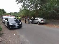 彰化山區轎車停一夜 隔日發現車主燒炭亡