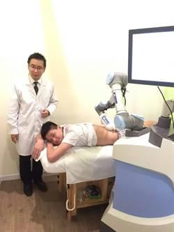 高科技推拿 新加坡啟用「艾瑪」按摩機器人