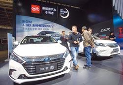 陸新能源車夯 9月銷量猛增79%