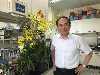 蘭花專家     興大楊長賢榮獲教育部國家講座