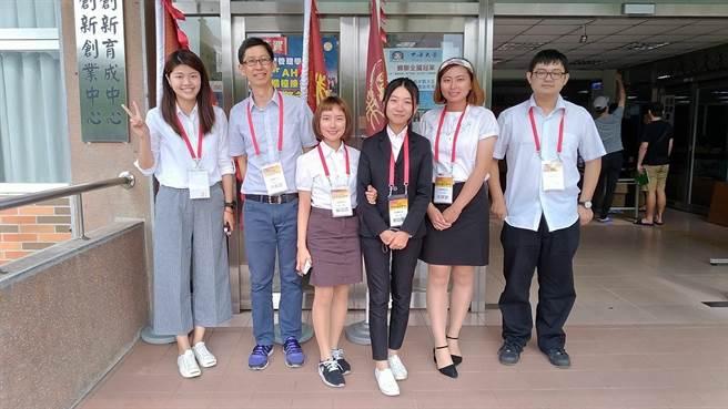 創客小荳科技團隊今年教育部青年發展署創業服務計畫50萬元補助。(創客小荳科技團隊提供)