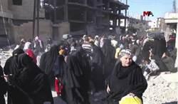 敘利亞庫德族民兵:今明或解放IS「首都」拉卡