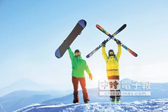 冬季赴日玩什麼?滑雪拔頭籌
