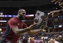 NBA》展望新球季 騎士列詹姆斯將達里程碑