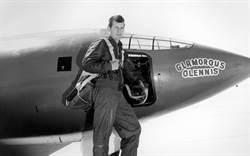 飛行先鋒葉格 超越音障70年