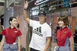 旅美投手陳偉殷返台 分享棒球新觀念