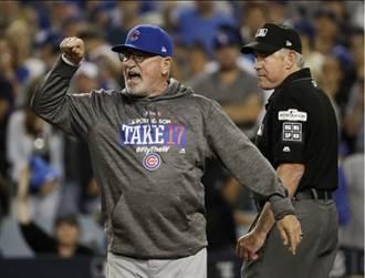 MLB》痛批本壘衝撞條款 鬼才麥登恐挨罰