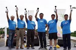 高應大54精彩校慶 iRunner路跑暨「茁壯燕巢 十年有成」點燈活動