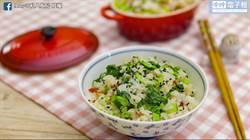 菜錢快用光 晚餐就煮這一鍋!挑食小孩都愛的小松菜飯