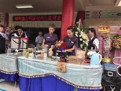 專賣「告別式咖啡」 王麗燕另類創業找上禮儀公司合作