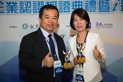 中信金控打造員工運動DNA  中信銀 台壽獲頒2017年運動企業認證