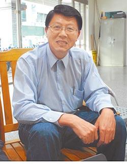 藍南市黨部主委 謝龍介勝出