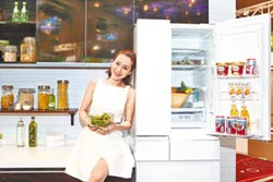 松下冰箱微凍結 魚肉保鮮7天
