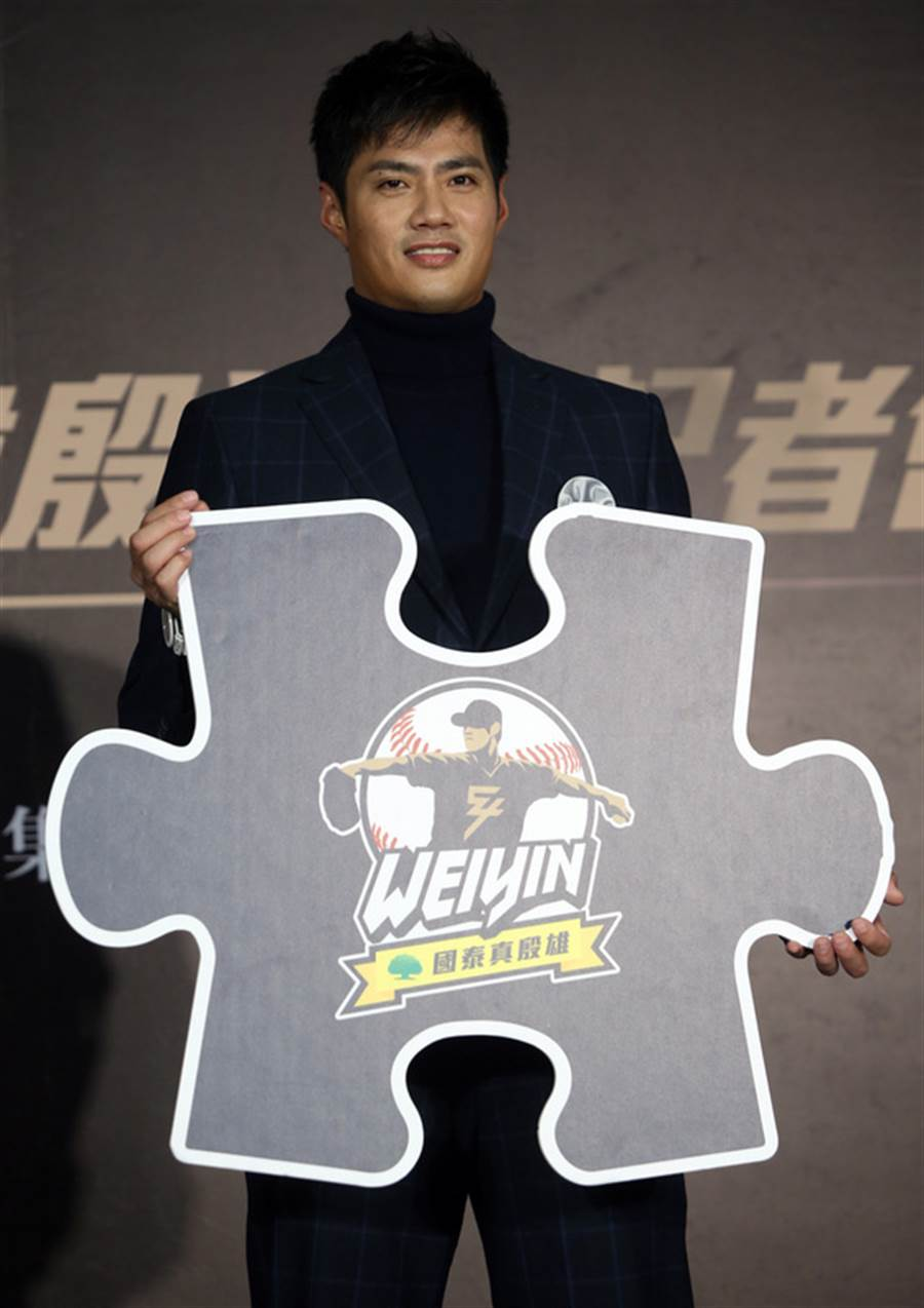 旅美左投陳偉殷棒球訓練營,今年將進入第6年。(中央社)