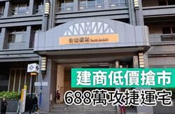 旺house》建商低價搶市688萬攻台北橋捷運宅