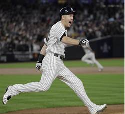 MLB》洋基打線炸裂!勝太空人美冠賽扳回一城