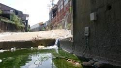 水池保留!中市北屯兒童公園清淤並改善水循環系統