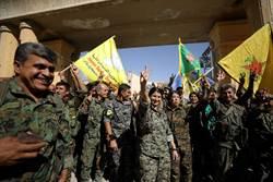 反恐重大進展! 美敘聯軍攻下IS首都拉卡