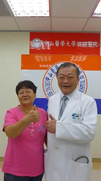 無創射頻治療肺癌 中山附醫完成百例